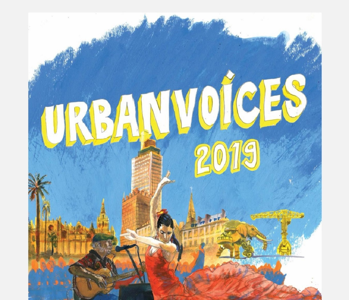Urban Voices portada
