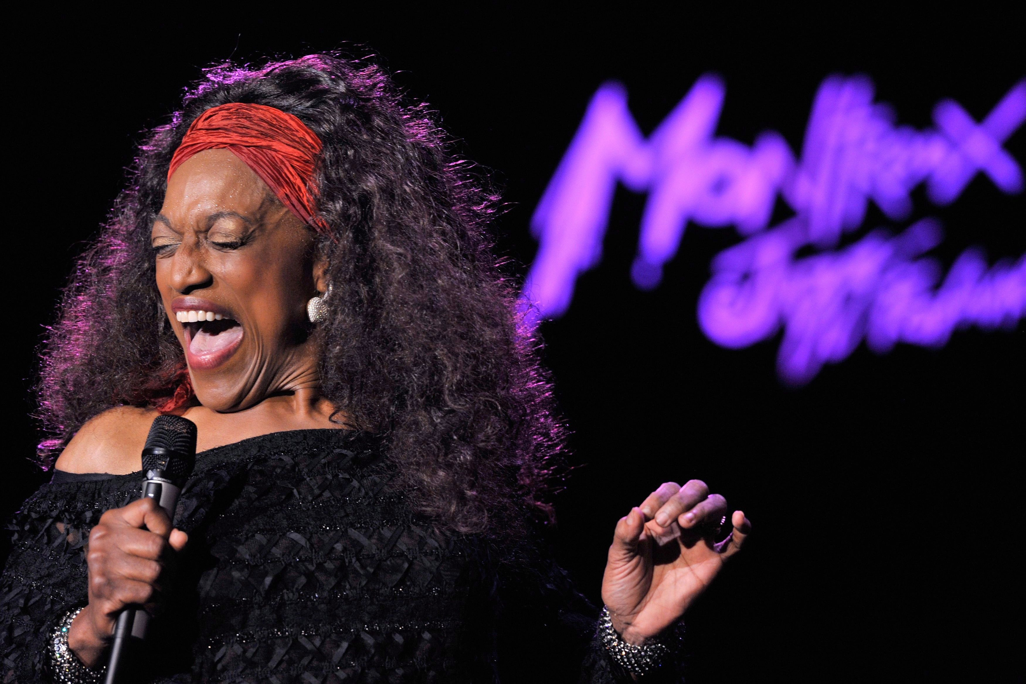 Montreux (Switzerland Schweiz Suisse).- (FILE) US opera singer Jessye Norman performs on the Stravinski Hall stage at the 44th Montreux Jazz Festival, in Montreux, Switzerland, late 04 July 2010 (reissued 01 October 2019). Norman died on 30 September 2019 in a hospital in New York, USA of septic shock and multiple organ failure related to complications from a spinal cord injury in 2015, announced her family. She was 74. (Suiza, Estados Unidos, Nueva York) EFE/EPA/DOMINIC FAVRE *** Local Caption *** 02237265