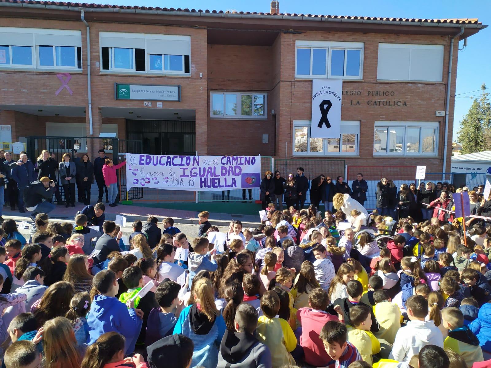 FOTOS: CGT ENSEÑANZA GRANADA