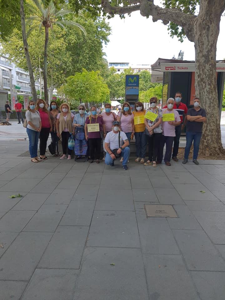 FOTOS: Asociación Sevilla bebés Robados.