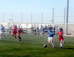 Liga femenina fútbol